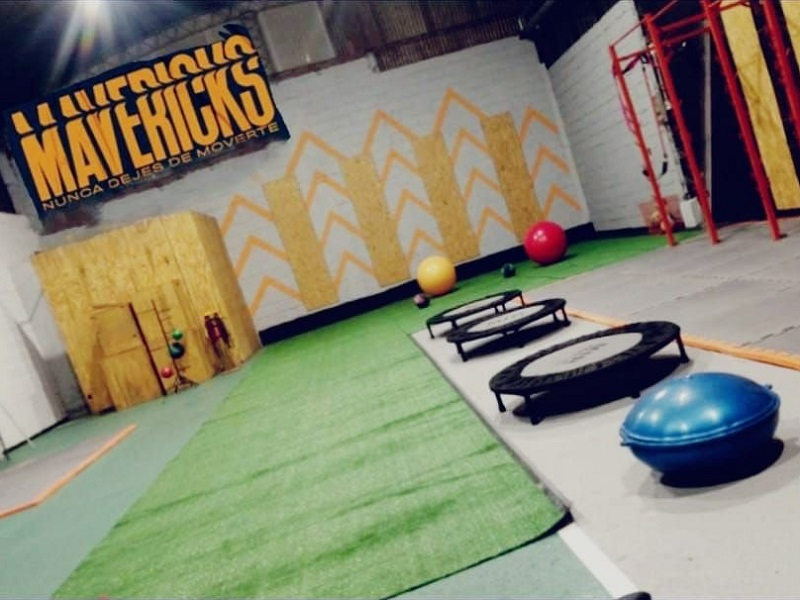 El gimnasio Mavericks abrió sus puertas en Las Varillas