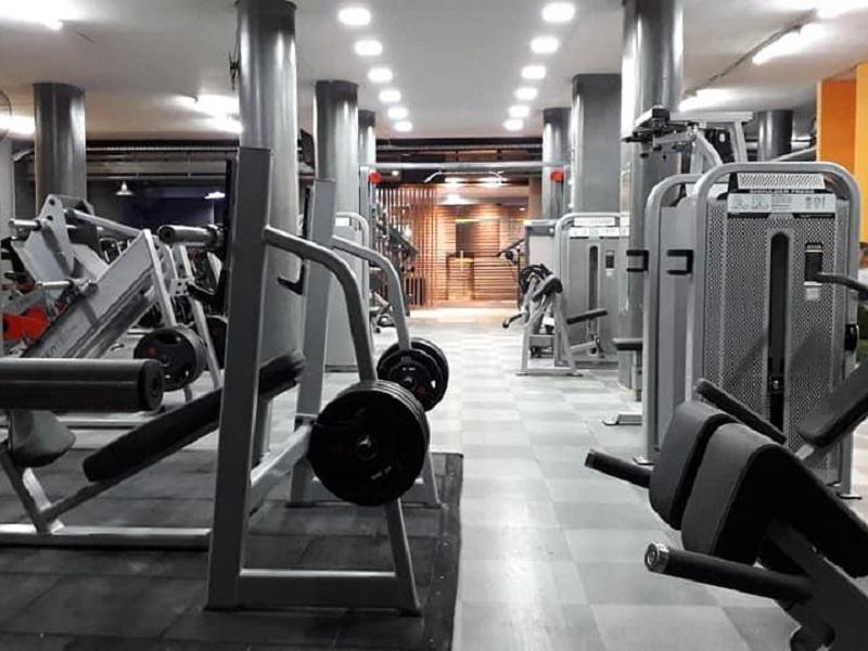 El gimnasio Millenium, de Avellaneda, renovó su equipamiento