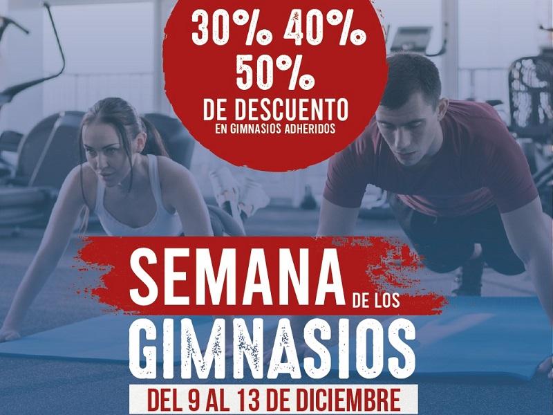 En Córdoba realizarán por primera vez la Semana de los Gimnasios