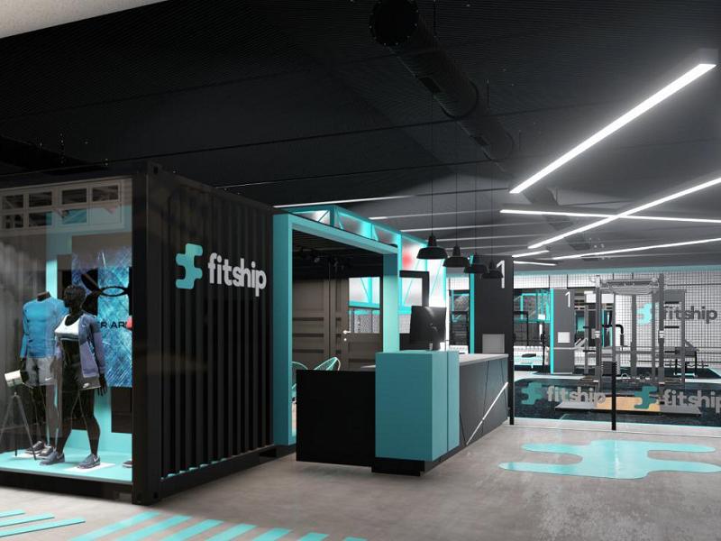 El gimnasio Fitship abrirá sus puertas en Córdoba en enero de 2020