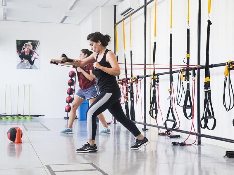 Funcional Gym puso en marcha su primera licencia en Zárate
