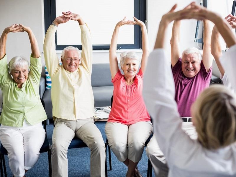 Hacer ejercicio regularmente ayuda a vivir más y con mayor autonomía