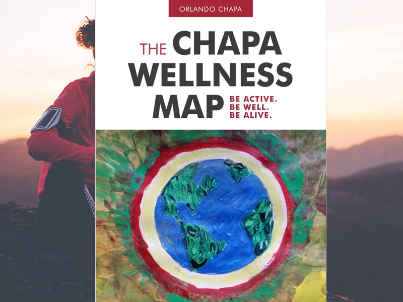 Se presentó The Chapa Wellness Map, una propuesta para cambiar la industria fitness