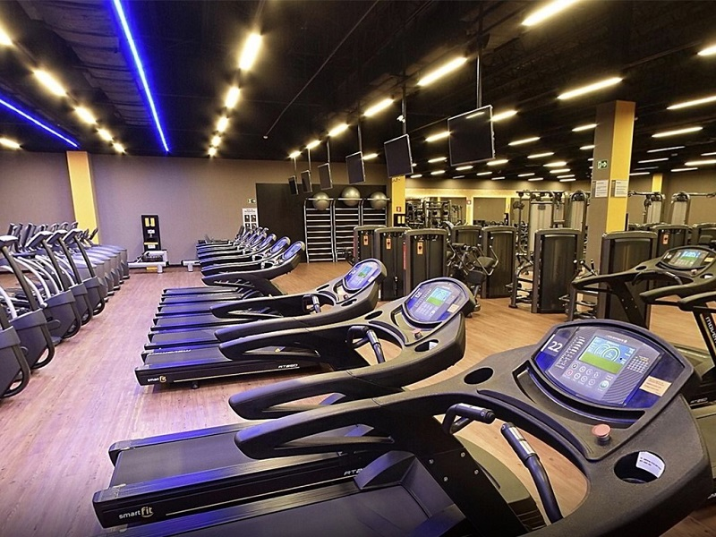 Smart Fit llega a Paraguay con tres gimnasios low cost