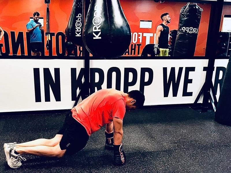 Kropp Anytime se convertirá en Kropp Circuit Boxing