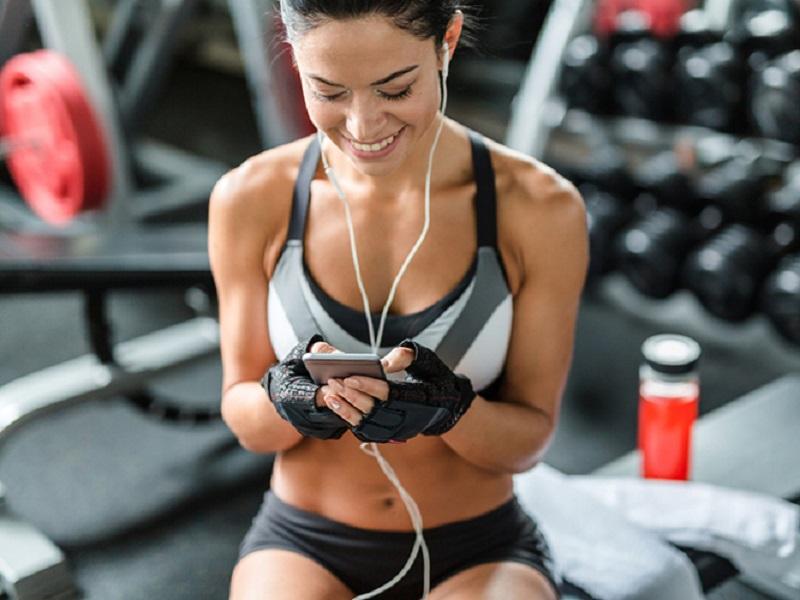 La música con ritmo ligero sería beneficiosa para el entrenamiento