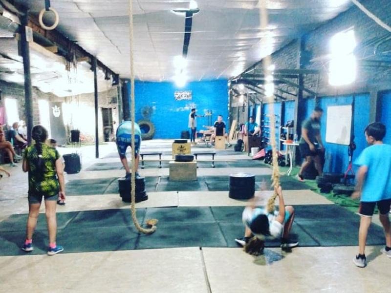 Poseidón Derqui incorporó clases de CrossFit Kids