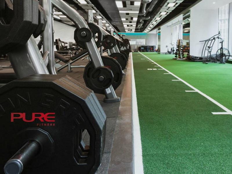 La cadena de estudios Pure Fitness reabre sus puertas en Shanghai