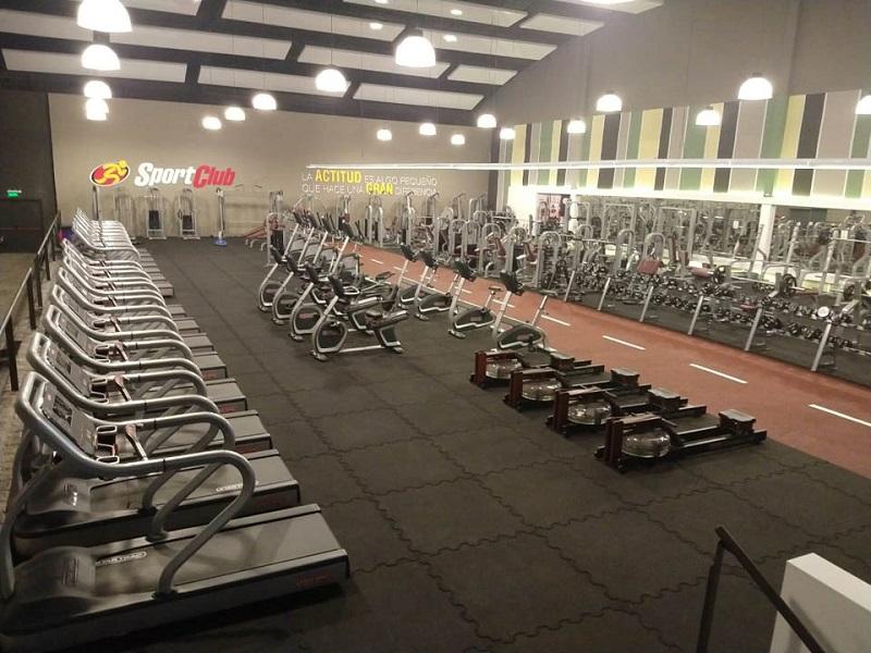Sport Club equipará los espacios de aislamiento para que entrene el personal sanitario, médicos y pacientes