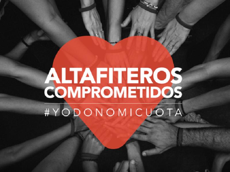 La cadena Altafit de España dona membresías para luchar contra el coronavirus
