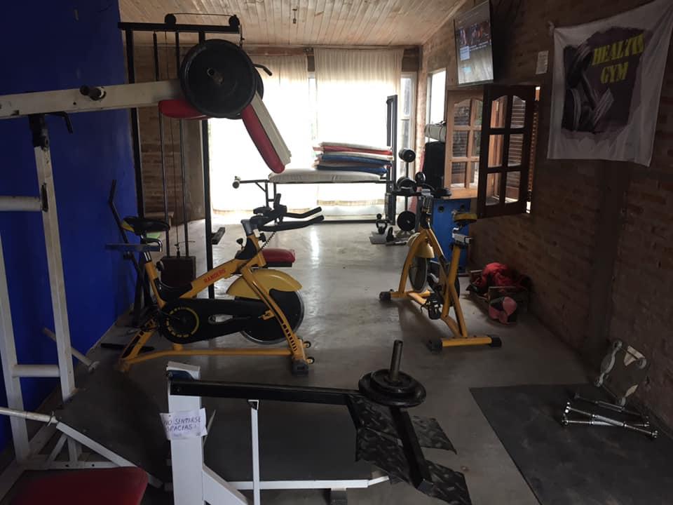 El municipio de Presidencia Roca, en Chaco, permitió la reapertura de los dos gimnasios que hay en esa ciudad de 7 mil habitantes