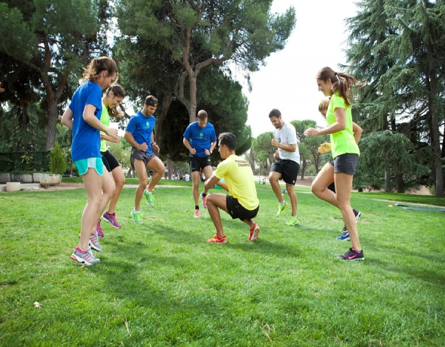 En Colombia, el Ministerio de Deporte le pidió a la AMEDCO directrices para que la población pueda hacer actividad física al aire libre