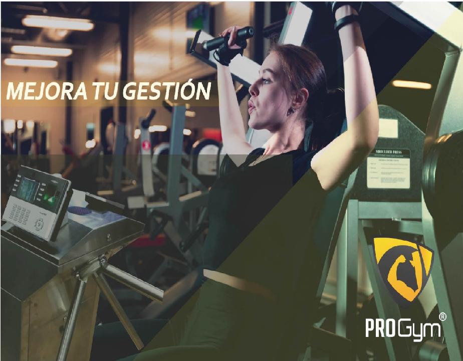 ProGym presentará equipos de control de acceso COVID-Free