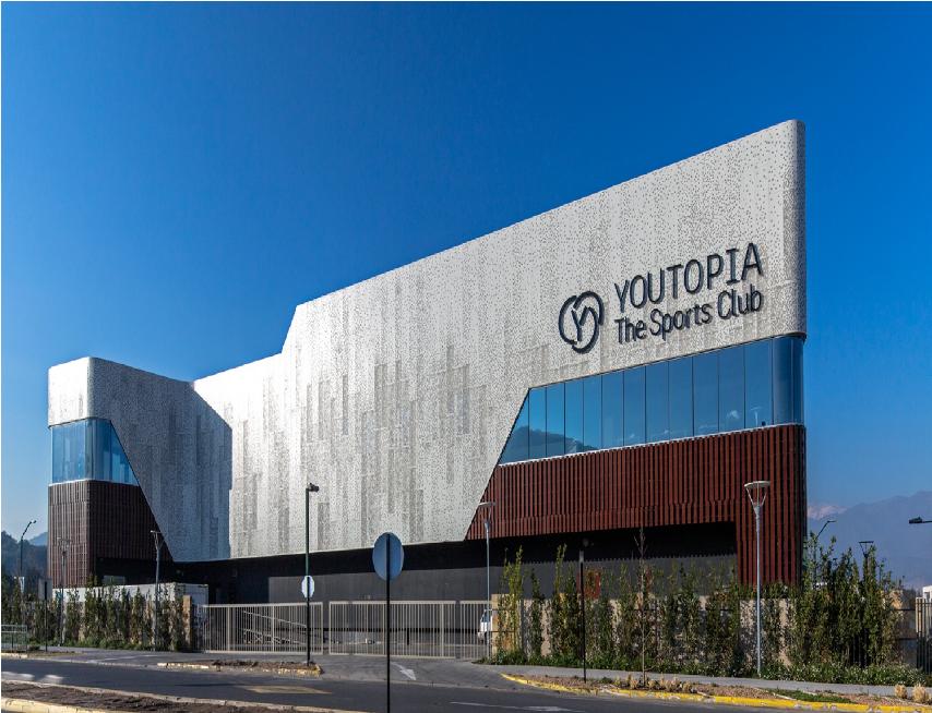 Youtopia y Patio ganaron la concesión del predio municipal que hoy ocupa el Club Balthus en Vitacura, Chile