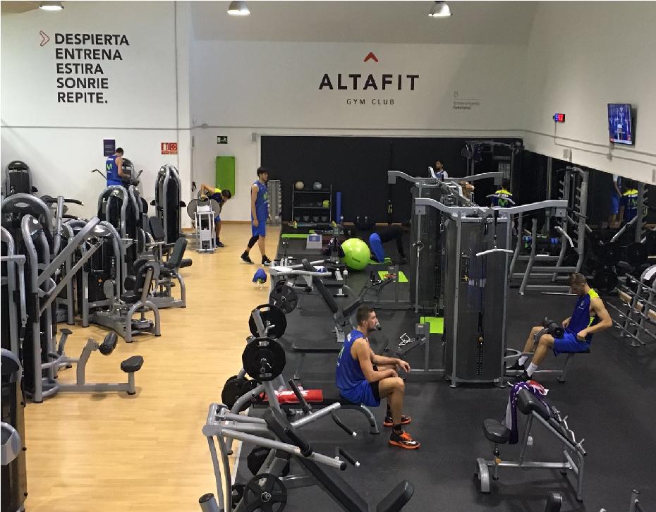 Altafit logró una asistencia de hasta el 50% en la reapertura de alguna de sus sedes en España