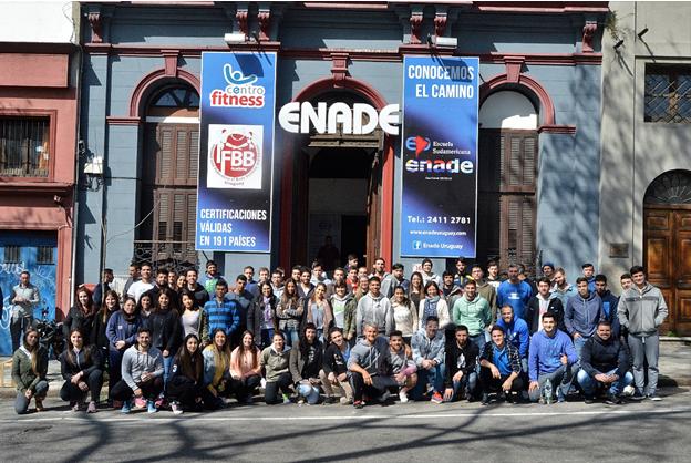 ENADE Sudamérica dictará un webinar sobre estrategias nutricionales para el entrenamiento de la fuerza