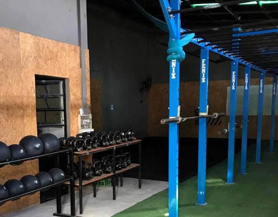 El gimnasio Kaizen abrió sus puertas en Tandil