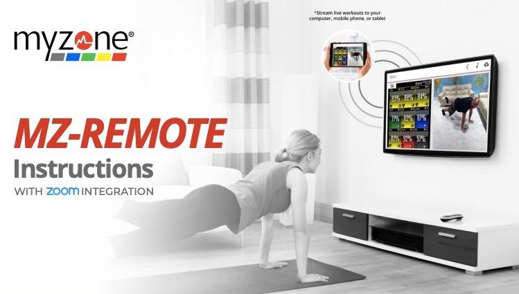 MyZone anuncia el lanzamiento de MZ-Remote