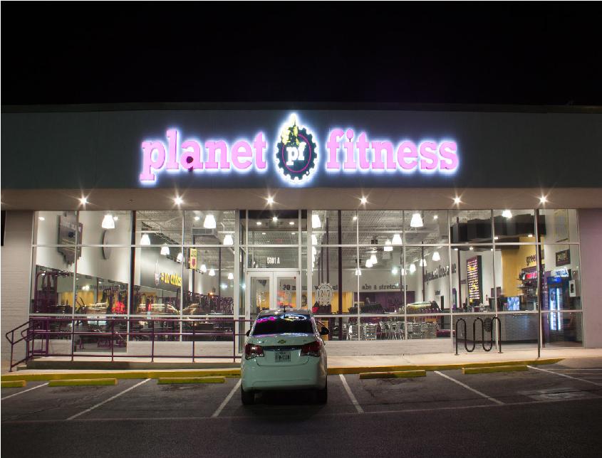 Planet Fitness reportó que tuvo un 60% de concurrencia en sus sedes reabiertas