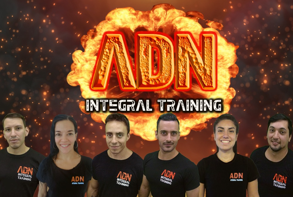 Se estrenó ADN Integral Training, una web para alumnos e instructores
