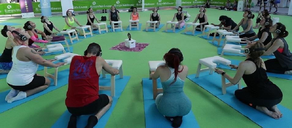 Rimini Wellness 2021, en Italia
