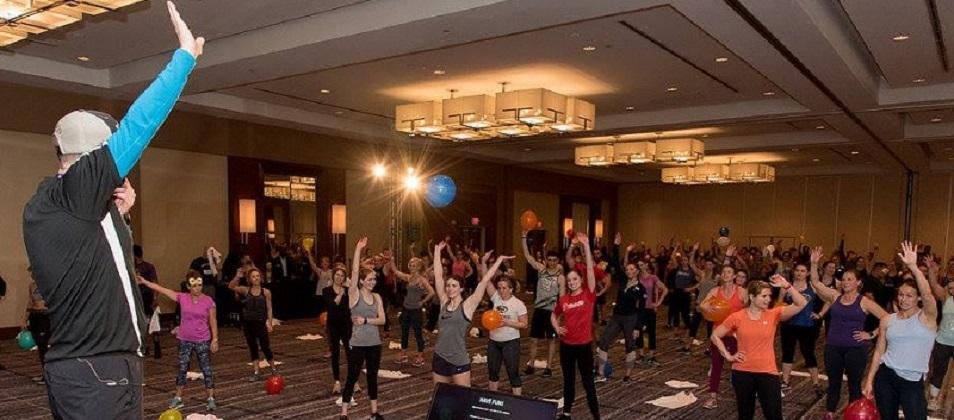International Health & Fitness Summit & Expo 2021, en Washington, Estados Unidos