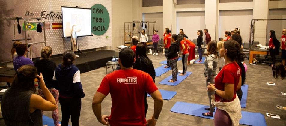 5° Conferencia Internacional de Pilates Contrologia Brasil 2021, en Río de Janeiro