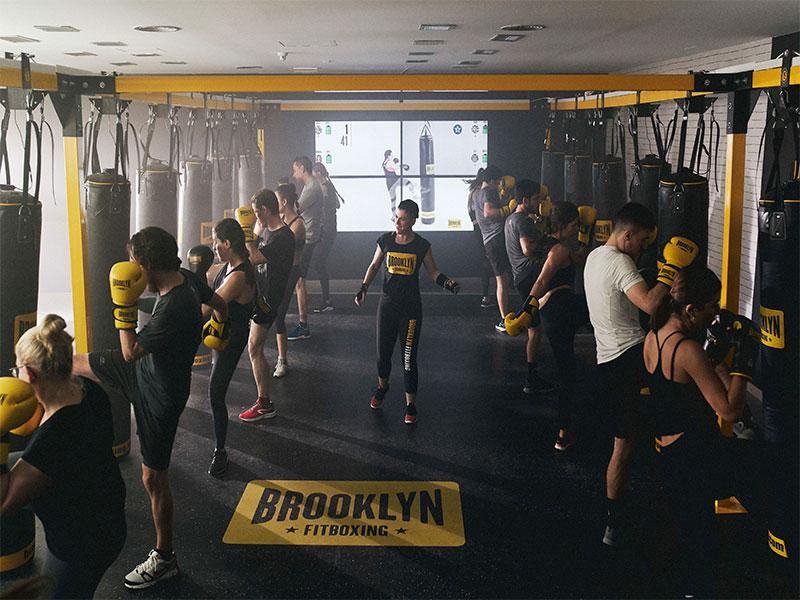 Brooklyn Fitboxing presenta F3 Fitbox, un córner de Fitboxing para gimnasios