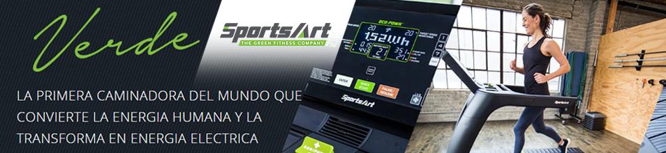 SportsArt 3er Parrafo interno