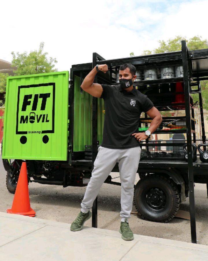 El gimnasio Fit Body, de Piura, puso en marcha su Fit Móvil