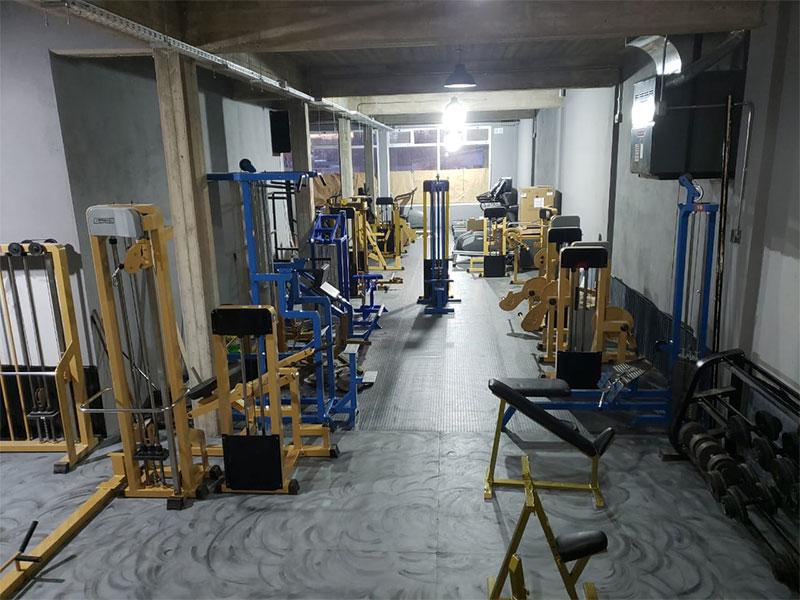 El gimnasio Giants estrenó nuevas instalaciones en Trelew