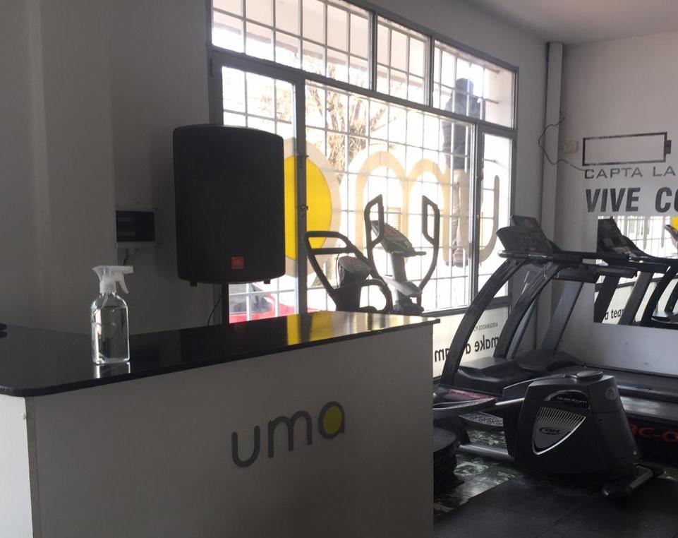 En Gualeguay, Entre Ríos, el gimnasio Uma se mudó de inmueble