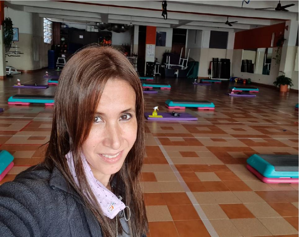 Este gimnasio de Jujuy demostró que si se respetan los protocolos los gimnasios son seguros