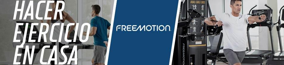 Freemotion – Hacer ejercicio en casa