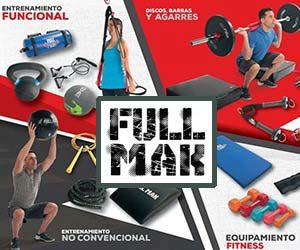 FULLMAK – Equipamiento Fitness