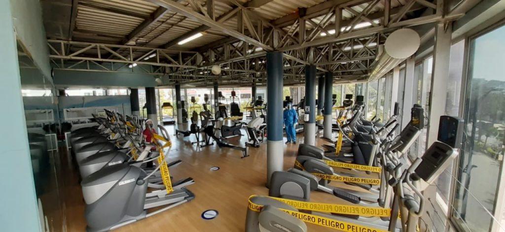 En Ecuador, los gimnasios de Guayas y Santa Elena reabren a modo de prueba