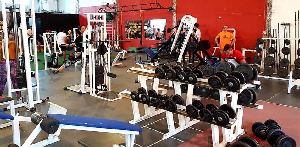 Resultaron todos negativos los hisopados por Covid-19 a usuarios de un gimnasio de San Francisco, Córdoba