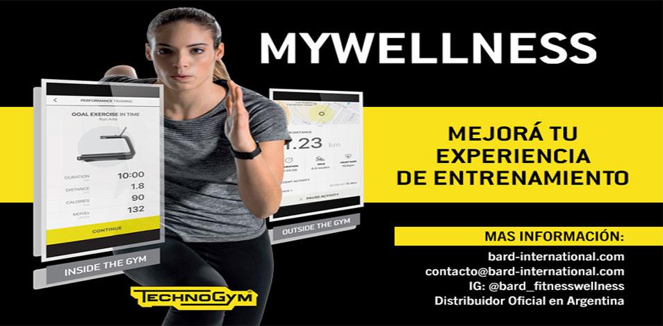Technogym presenta Mywellness, una plataforma para gimnasios, hoteles y spa