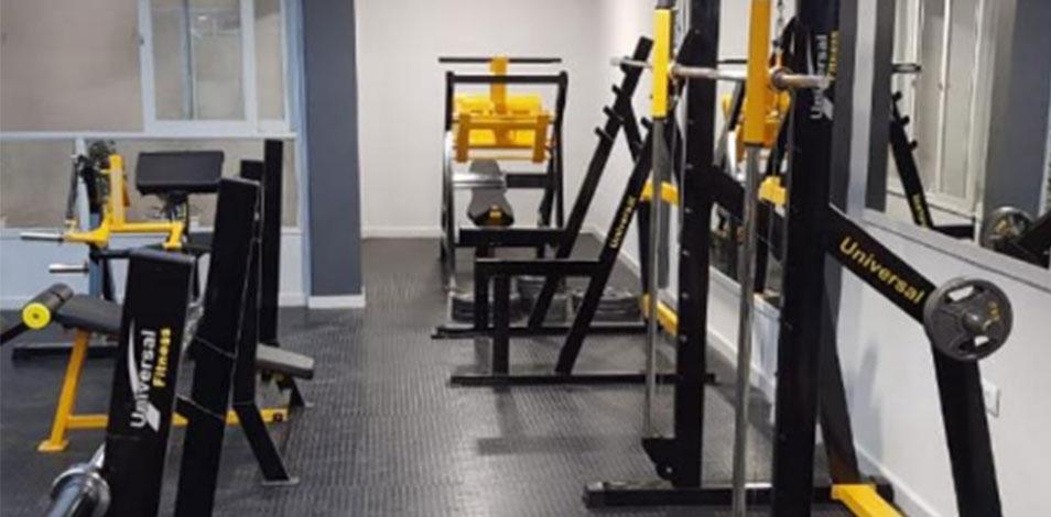 Universal Fitness presentará en septiembre una nueva línea de máquinas a disco
