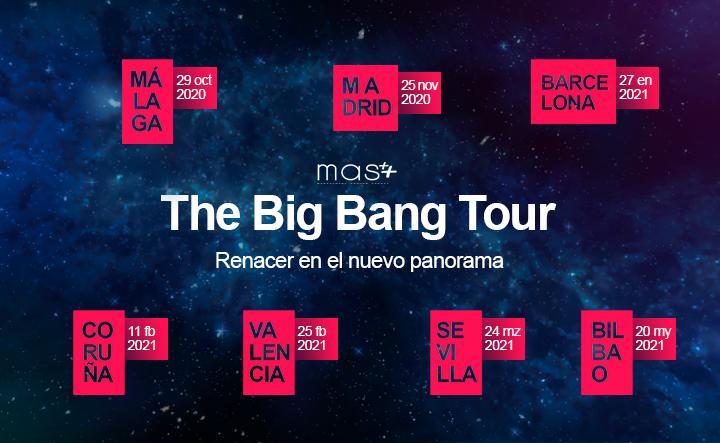 La consultora MAS recorrerá siete ciudades de España con una gira que abordará los nuevos retos en la industria
