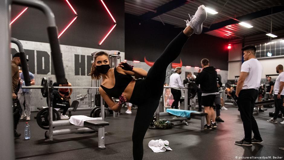 En Inglaterra, un estudio demuestra que los gimnasios son ambientes de muy bajo riesgo de contagio de Covid-19