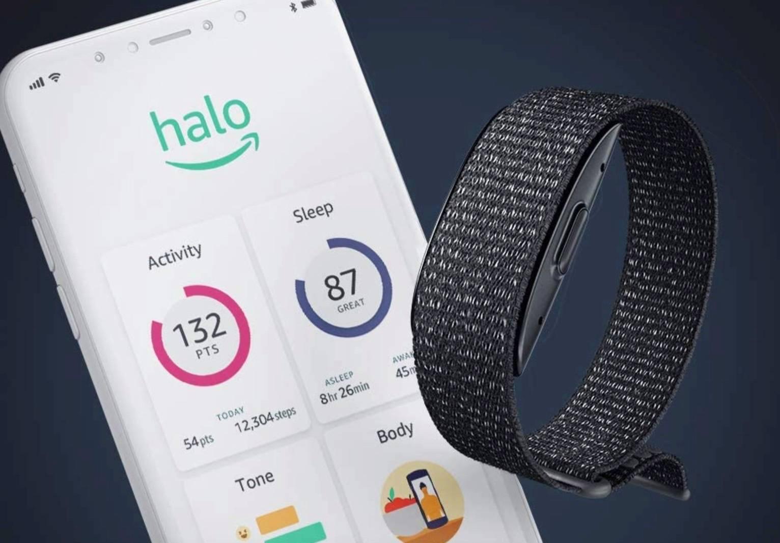 Amazon lanzó Halo, una pulsera inteligente que puede analizar el rendimiento durante el entrenamiento