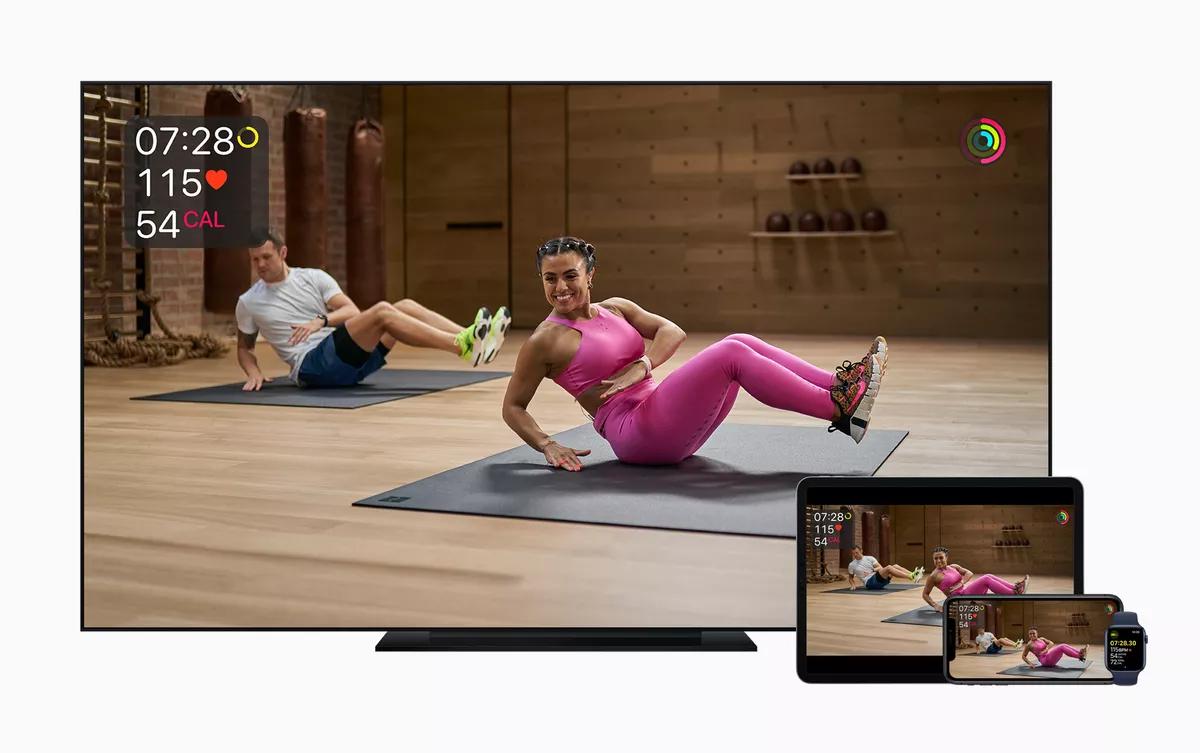 Apple lanzará a fin de año Fitness +, una plataforma de entrenamiento personalizado