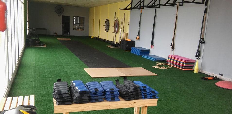 El gimnasio Deport Vida mudó sus instalaciones en Laprida