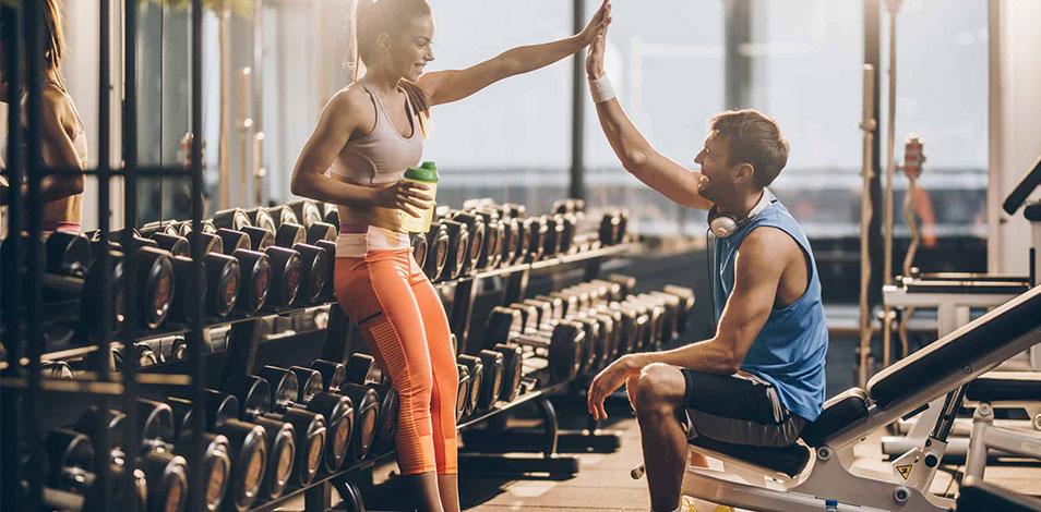 En Brasil, 9 de cada 10 usuarios de gimnasios se siente seguro dentro de la instalación en la que se ejercitan