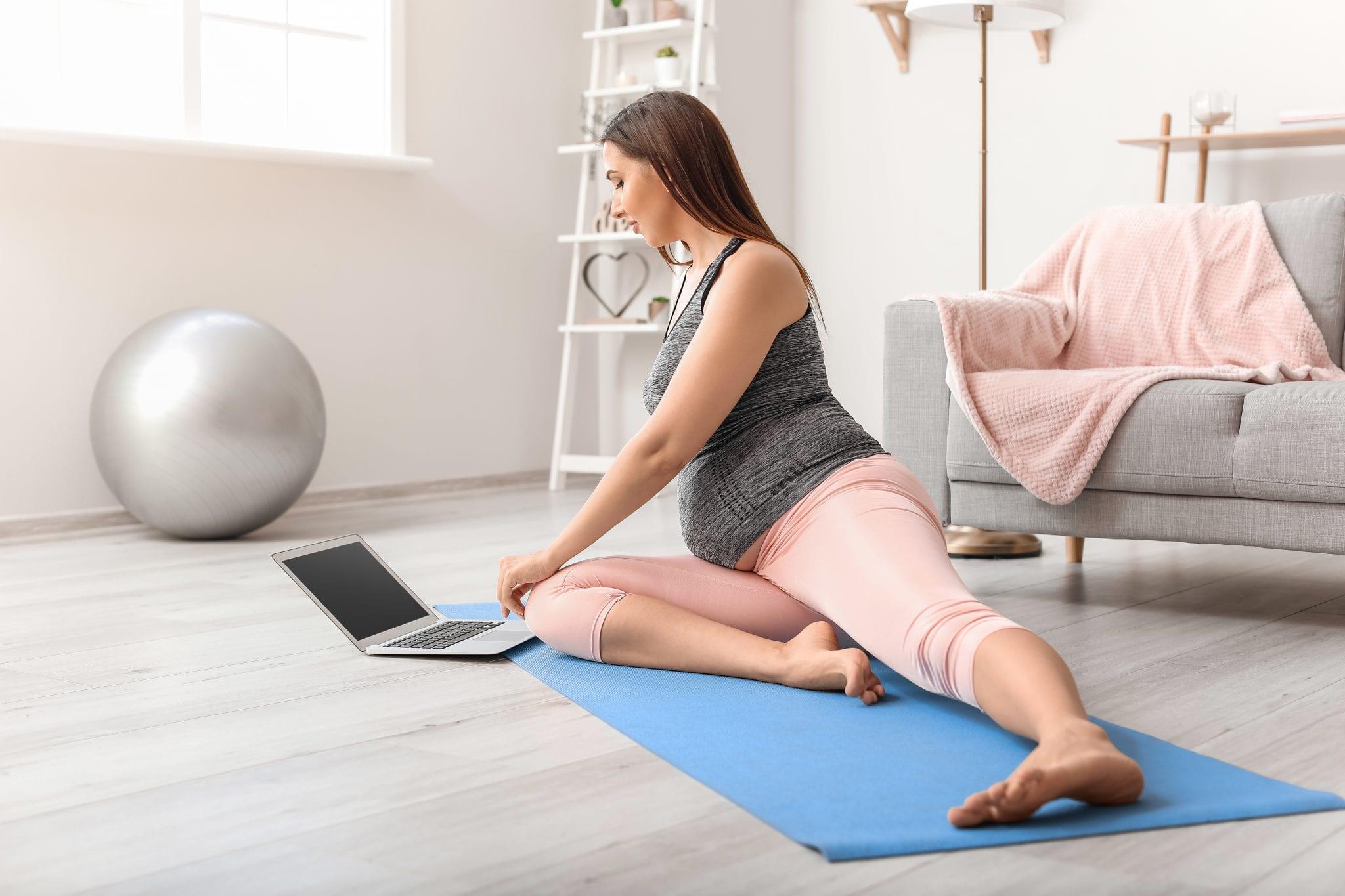 En España, las embarazadas realizaron un 30% menos de actividad física moderada en cuarentena