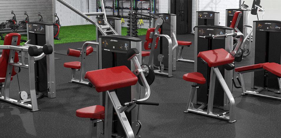 Life Fitness presenta Axiom Series, una nueva línea de equipamientos de fuerza