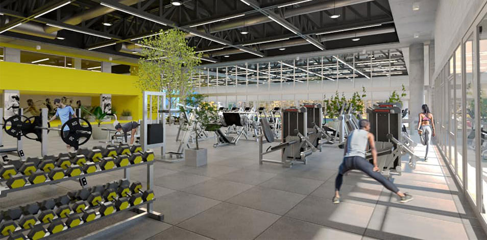 Se está construyendo un mega-complejo deportivo en Neuquén