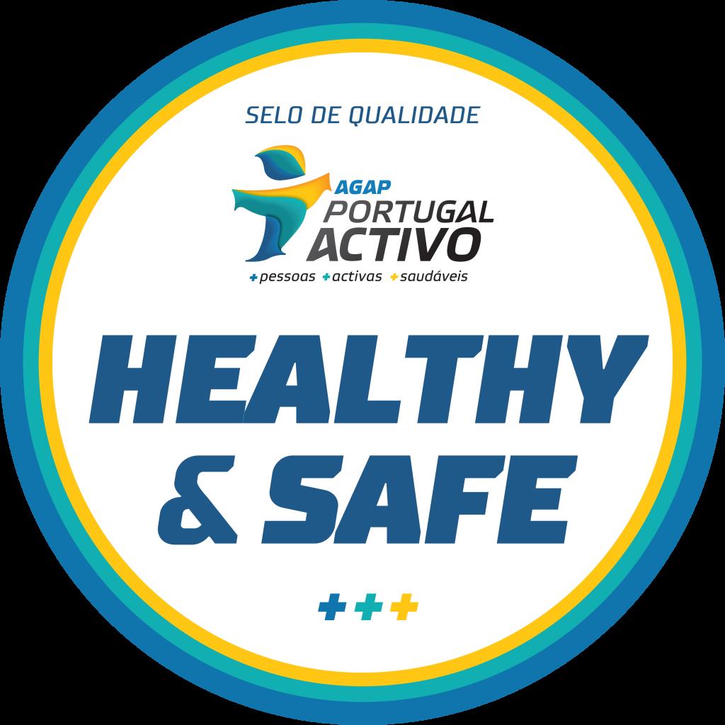"""En Portugal, más de 500 gimnasios obtuvieron el sello """"Healthy & Safe"""" emitido por Portugal Activo"""