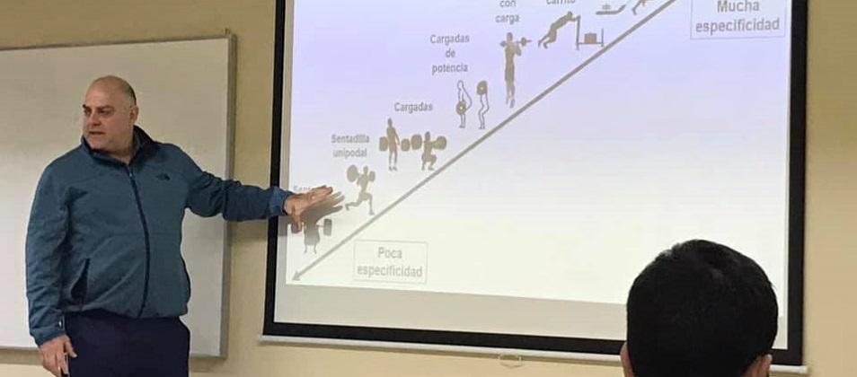 Taller de Planificación de la potencia muscular, con Darío Cappa, Modalidad Online vía Zoom